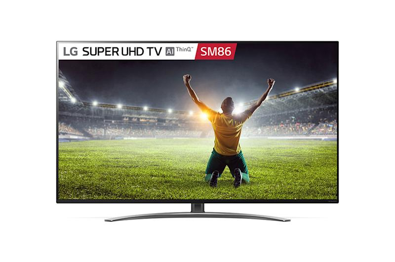 "LG 65SM8600PTA SM86 Series 65"" 4K UHD LED TV at JB Hi-FI."