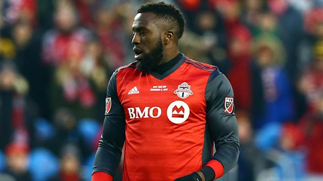 Toronto claimed its first win of the MLS season thanks to Jozy Altidore's double against Real Salt Lake.