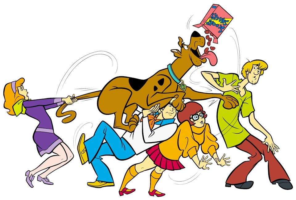 Scooby's beloved Scooby snacks have acquired a very different reputation over the years (Photo: Hanna-Barbera/Courtesy Everett Collection)