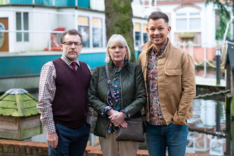 Diana Weston will play Kyle's mum in Hollyoaks (Lime Pictures)