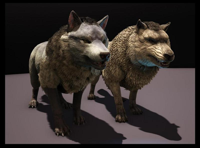 Ark survival evolved tlc update released on xbox today patch notes ark dino tlc wolf malvernweather Gallery