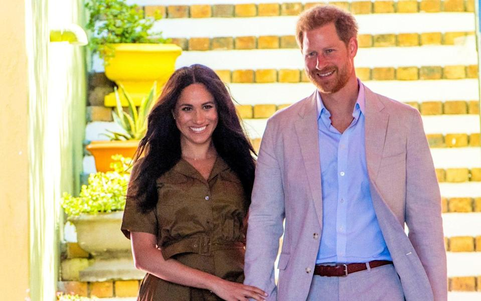 The Sussexes have had a very public move to the USA