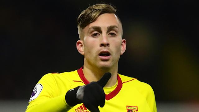 Having spent time on loan at Vicarage Road last season, the La Masia graduate has opted for a longer stay in the Premier League