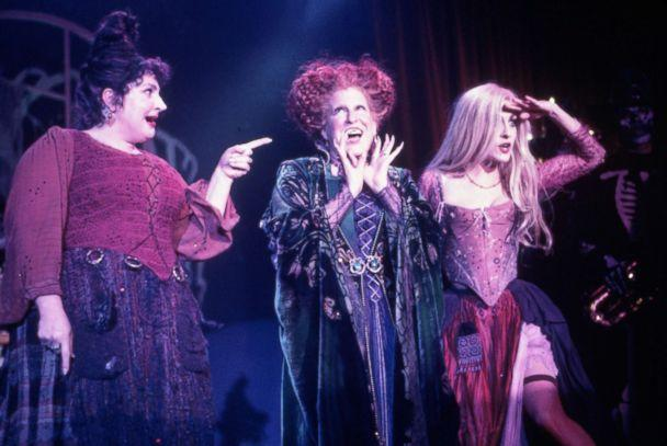 PHOTO: A scene from the 1993 film 'Hocus Pocus.' (SNAP/REX/Shutterstock)