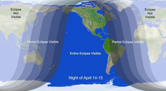 Mars Makes Closest Approach to Earth in 6 Years Monday Ahead of Lunar Eclipse
