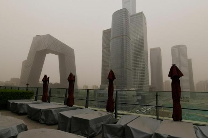 China is responsible for roughly a quarter of all carbon pollution