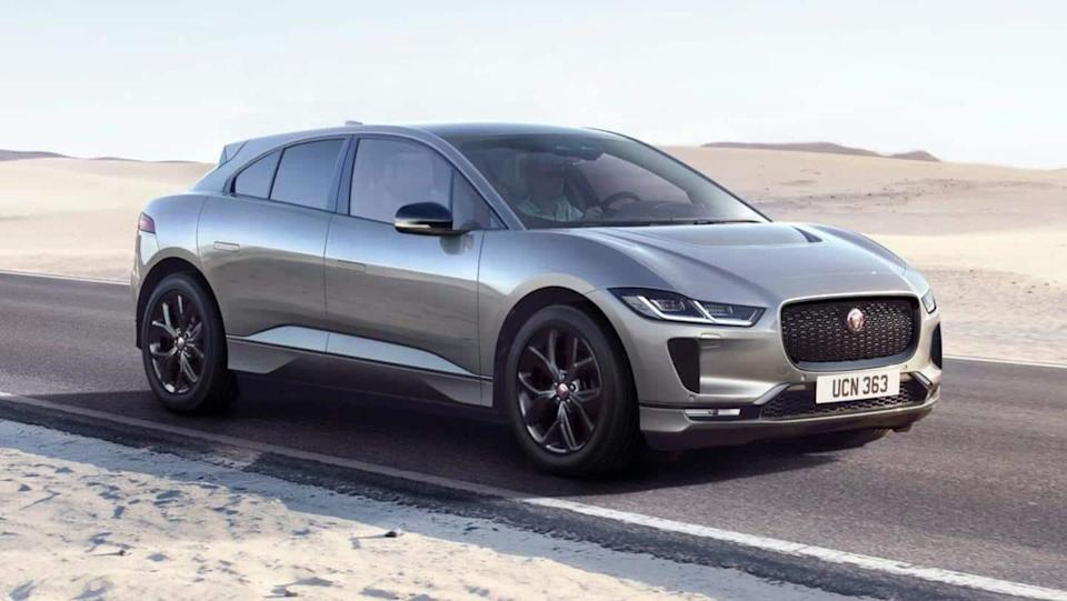 Bookings for the Jaguar I-PACE Black now open in India