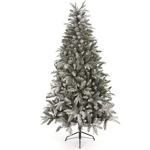 House of Fraser Flocked Whistler Christmas Tree