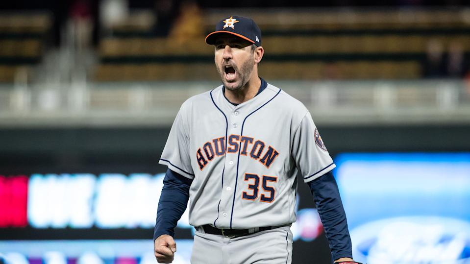 Justin Verlander feels pretty strongly about baseball players using banned substances. (Getty Images)