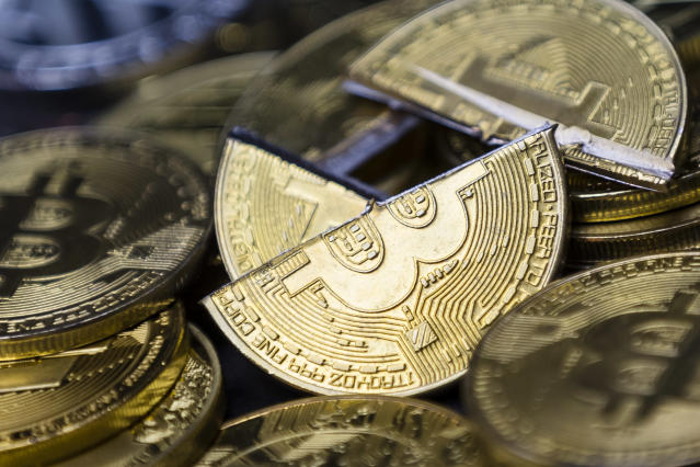Cryptocurrencies have plunged in 2018. (Photo: Getty)