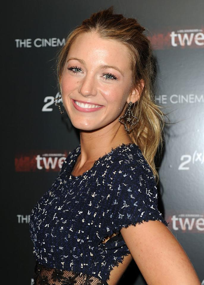 "August 25: Blake Lively turns 23  Stephen Lovekin/<a href=""http://www.gettyimages.com/"" target=""new"">GettyImages.com</a> - July 28, 2010"