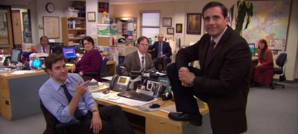 The Office. Foto: NBC TV