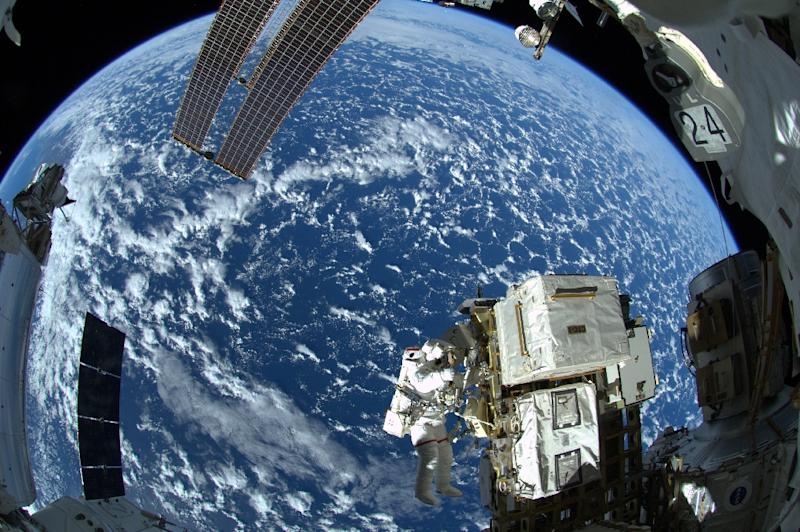 Russia: Hole in space station was likely act of sabotage