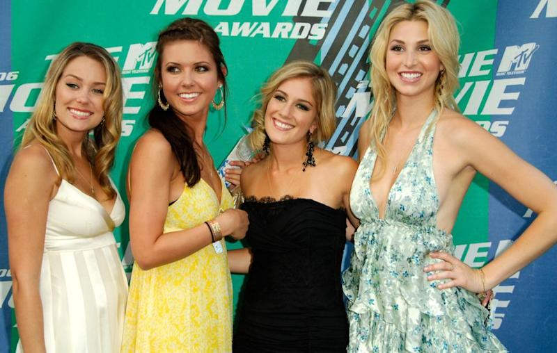 We're not so sure if Whitney Port will be as keen for a reunion. Source: Getty
