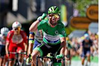 <p><strong>Who's Winning the Tour?</strong></p><p>Mark Cavendish is unstoppable right now. You know the story: the winningest sprinter in Tour history even before this year, his career was almost in the dumpster last fall before he signed a minimum contract with his old team, Deceuninck-Quick Step for one last shot. His revival has been nothing short of spectacular; he's won almost a third of this year's Tour stages so far and leads the green jersey standings by more than 100 points over the next-best rider. His biggest threat isn't another rider; it's getting over the Pyrenees to make it to Paris.</p><p>And he seems to be able to win no matter the circumstances: with a perfect leadout like Stage 10, or surfing wheels. Today, his DQS team was in control until a big crash at 62km to go brought down almost two dozen riders, including DQS workhorse Tim DeClerq (he was the last rider to finish). Without his steady tempo at the front, that forced the team to use up World Champion Julian Alaphilippe early, and the team wasn't able to control the race. In a risky move, it eased up in the final 10km to save its energy for the final.</p><p>With under a kilometer to go, Cavendish was a little too far back, but managed somehow to leapfrog Nacer Bouhanni and regain the wheel of his trusted leadout man, Michael Mørkøv, in time for the final burst. Mørkøv, the best in the sport at his job, was so effective he finished second. Alpecin-Fenix's Jasper Philipsen was third; it's the fifth time he's been on the stage podium this Tour, but hasn't broken through yet for a win.</p><p><strong>Who's <em>Really</em> Winning the Tour?</strong></p><p>In the overall standings, Pogačar and his UAE-Emirates team took advantage of a day when DQS did most of the work. While he was briefly without teammates in the final, nervous 25km where there were crosswinds, he had little trouble keeping himself in a good position. Rigoberto Uran (EF Education-Nippo) and Jonas Vingegaard (Jumbo-Visma) round out 