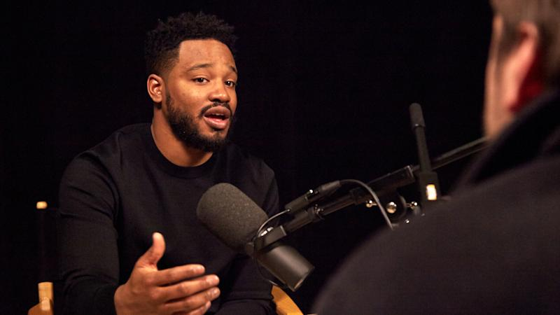 2a5311d7c27f Playback  Ryan Coogler on  Black Panther  and What It Means to Be African