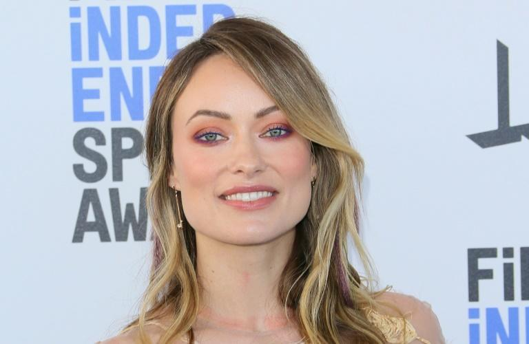 """Olivia Wilde is among the famous faces who pop up for socially-distanced conversations during """"How It Ends"""" -- many shot outside the A-listers' real-life homes"""