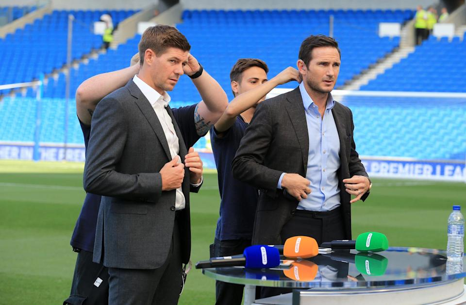 Lampard has spent this season as a pundit for BT Sport. (PA)