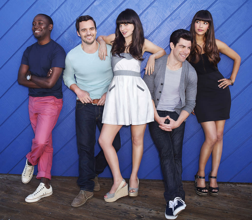 "<b>""New Girl"" (Fox)</b>"