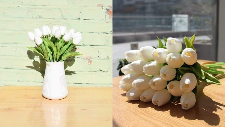 Flowers that live all year? Score!