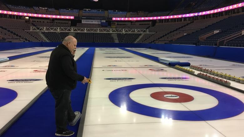 World Men's Curling Championship slides into Edmonton