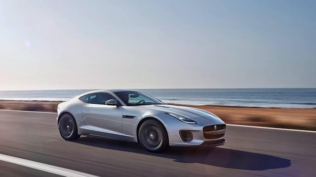 "<p>The manual transmission may not be popular, but that didn't stop the <a href=""https://www.motor1.com/jaguar/"" rel=""nofollow noopener"" target=""_blank"" data-ylk=""slk:Jaguar"" class=""link rapid-noclick-resp"">Jaguar</a> from taking its automatic-only <a href=""https://www.motor1.com/jaguar/f-type/"" rel=""nofollow noopener"" target=""_blank"" data-ylk=""slk:F-Type"" class=""link rapid-noclick-resp"">F-Type </a>and offering it with a manual. However, the manual is only available with the V6 engine on both the coupe and convertible, so if you were hoping to harness that V8 power, you're out of luck.</p>"