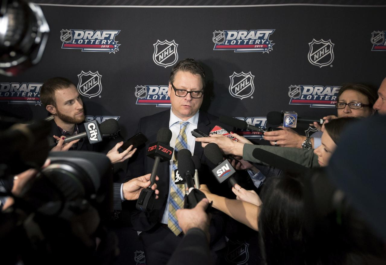 Did NHL screw up draft lottery, Edmonton Oilers' win?