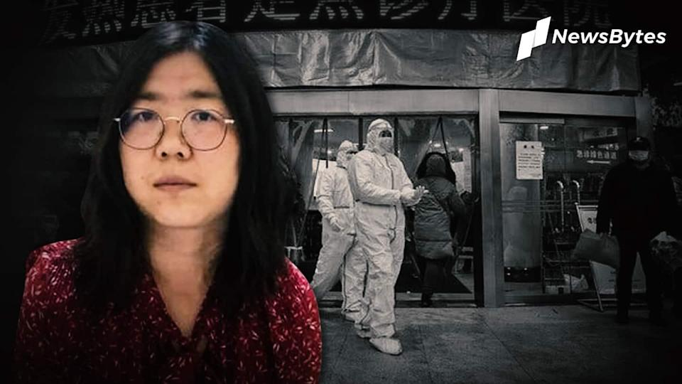 Chinese citizen journalist jailed for four years over coronavirus reportage