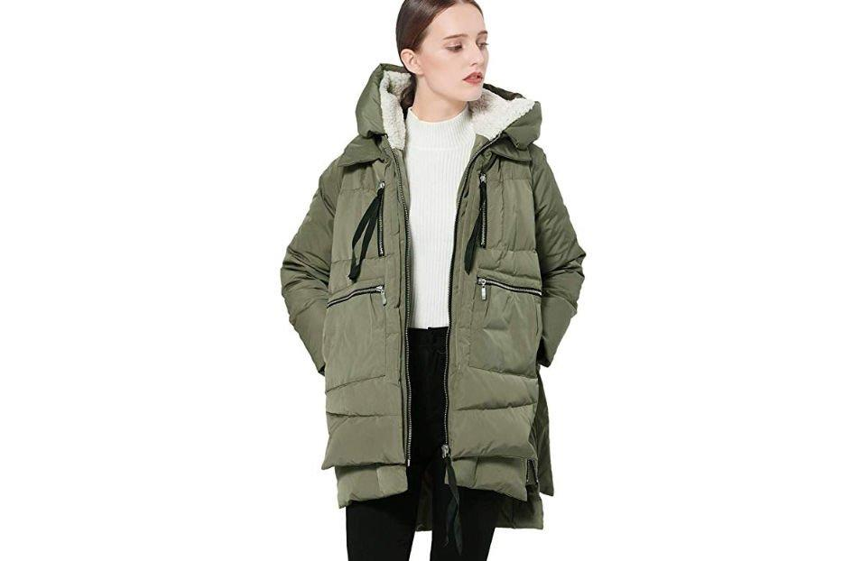 """<p><strong>BUY IT: $139.99;<em> <a href=""""https://www.amazon.com/Orolay-Womens-Thickened-Jacket-Wished/dp/B07BV6V4HL?ie=UTF8&camp=1789&creative=9325&linkCode=as2&creativeASIN=B07BV6V4HL&tag=southlivin04-20&ascsubtag=d41d8cd98f00b204e9800998ecf8427e"""" target=""""_blank"""">amazon.com</a></em></strong></p> <p> This best-selling coat is available in five colors and was made with a hem length that is flattering on every figure. </p>"""