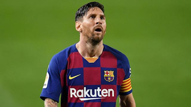 Messi to Inter? It would be easier to move the Duomo, says Conte
