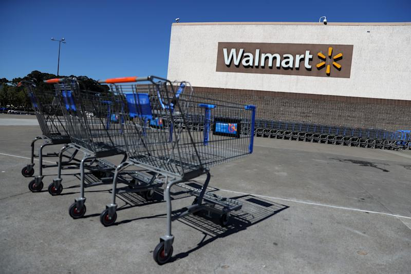 Free Shipping Day at Walmart. (Photo: Getty Images)