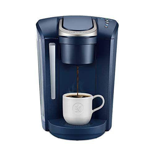"<p><strong>Keurig</strong></p><p>amazon.com</p><p><strong>$79.24</strong></p><p><a href=""https://www.amazon.com/dp/B074WH5S44?tag=syn-yahoo-20&ascsubtag=%5Bartid%7C2089.g.34618159%5Bsrc%7Cyahoo-us"" rel=""nofollow noopener"" target=""_blank"" data-ylk=""slk:Shop Now"" class=""link rapid-noclick-resp"">Shop Now</a></p><p>You've already enhanced your work from home setup, now better break time with a Keurig K-Select Coffee Maker that'll keep you fueled up for whatever the day brings. </p><p>This model is totally intuitive to use, and features a large 52-ounce water reservoir that can brew up to 5 cups before needing to be refilled. </p>"