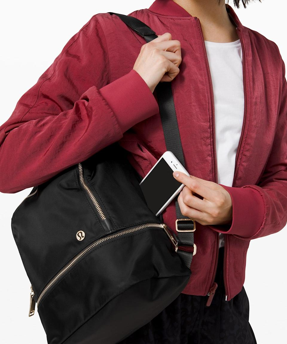 <p>As the name of this <span>Lululemon City Adventurer Backpack</span> ($98) suggests, it will be your new everyday BFF.</p>