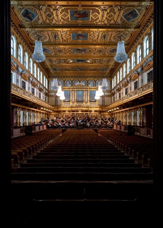 Vienna's iconic Musikverein is considered one of the finest concert halls in the world