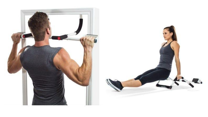 This piece of equipment will help you with more than pull-ups.