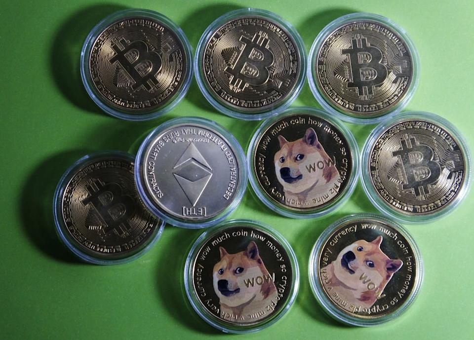 Is now the time to buy crypto? (Photo credit: Costfoto/Barcroft Media via Getty Images)