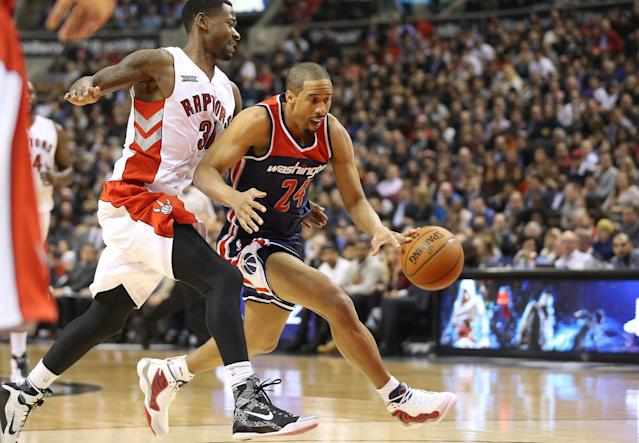 Sources: Kings acquire Andre Miller from Wizards