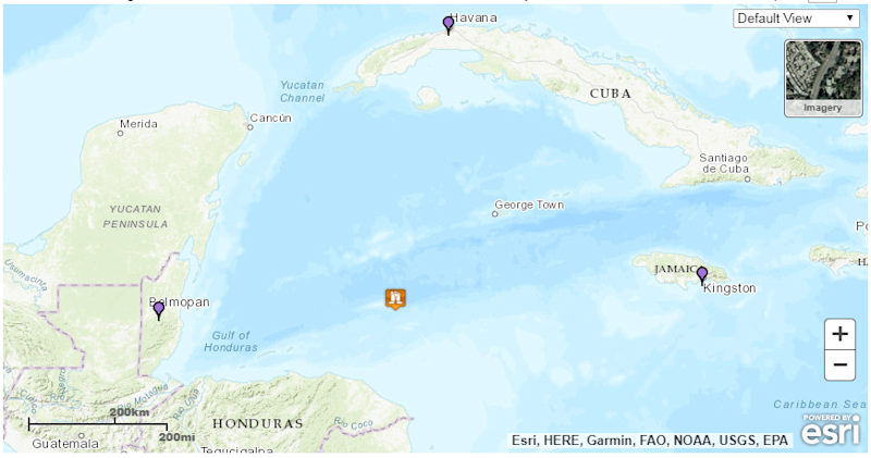 Tsunami warning issued after 7.6 magnitude quake strikes off Honduras coast