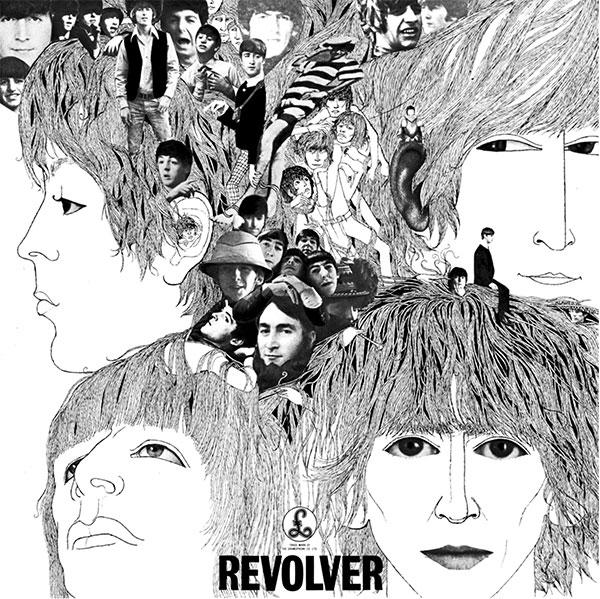 The Beatles: Revolver, Parlophone (1966)