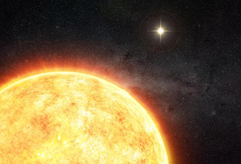 Could there once have been a second sun in the solar system? (Harvard)