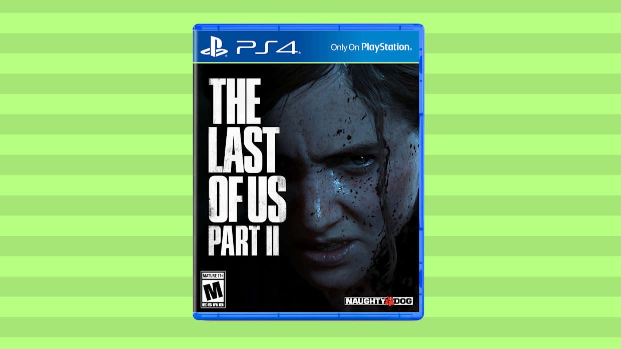 Half price: The Last of Us Part II for PlayStation 4. (Photo: Walmart)