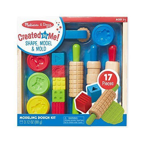 "<p><strong>Melissa & Doug</strong></p><p>amazon.com</p><p><strong>$14.39</strong></p><p><a href=""https://www.amazon.com/dp/B000062SPJ?tag=syn-yahoo-20&ascsubtag=%5Bartid%7C10050.g.34485299%5Bsrc%7Cyahoo-us"" rel=""nofollow noopener"" target=""_blank"" data-ylk=""slk:Shop Now"" class=""link rapid-noclick-resp"">Shop Now</a></p><p>For as long as we can remember, play clay has been one of the most popular children's toys around. This fun set from Melissa & Doug will let your kids manipulate the goo to their heart's desire. </p>"