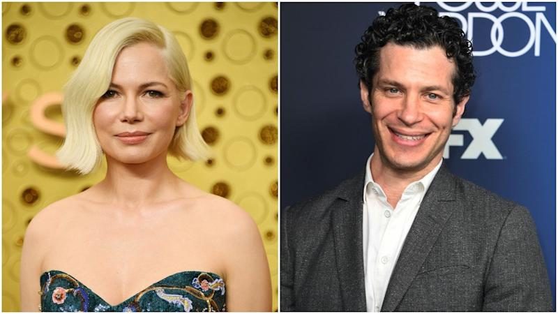 Michelle Williams Is Pregnant & Engaged to 'Fosse/Verdon' Director Thomas Kail