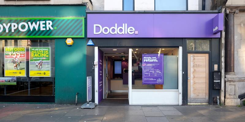 doddle london finsbury park