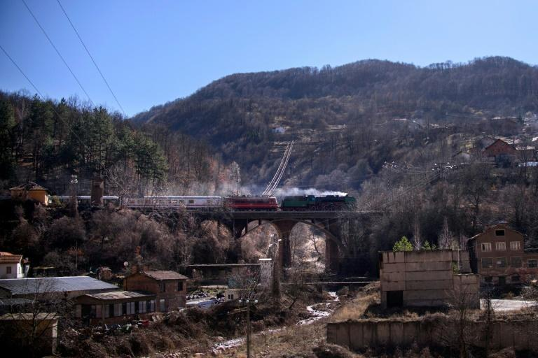 Help for Bulgaria's ailing rail service may be on the way from China, which is seeking to invest in infrastructure projects in eastern Europe