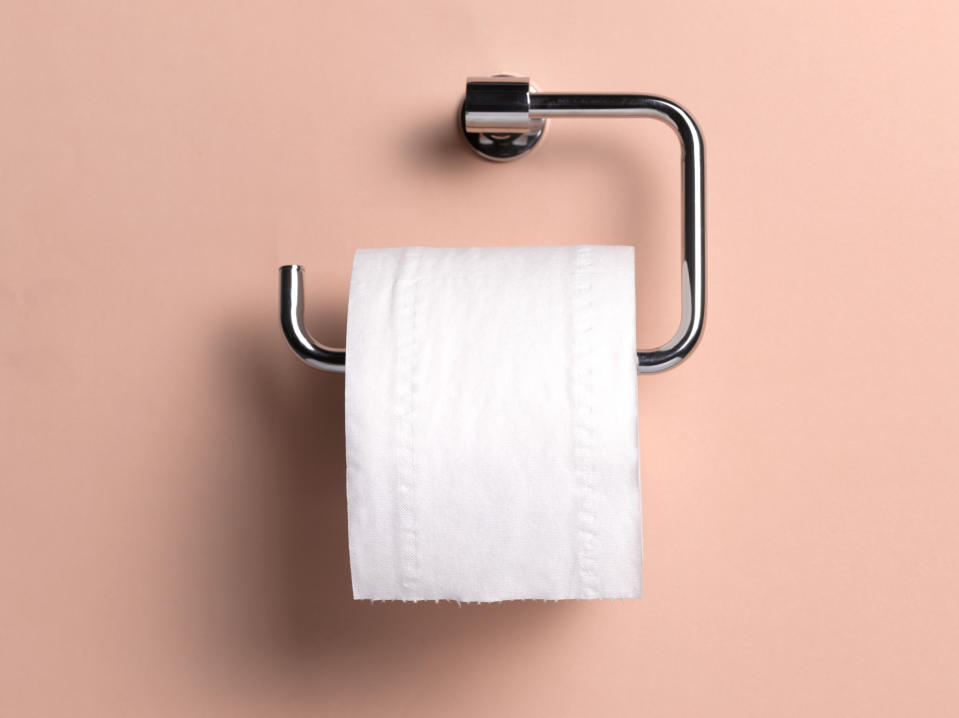 Which way do you hang your toilet roll? (Getty Images)