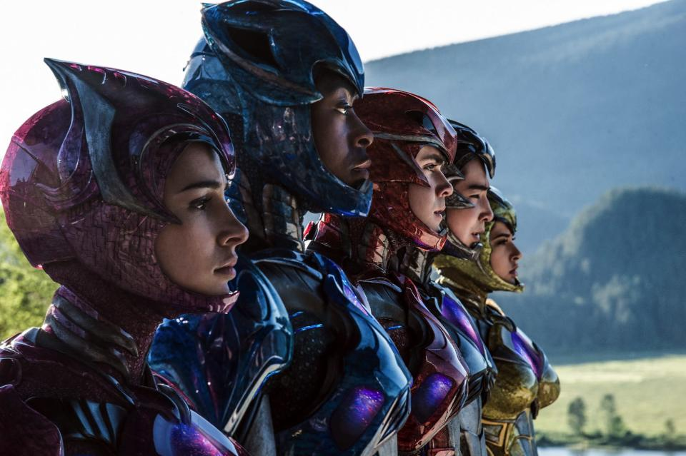 Power Rangers (Kimberly French and Cathay-Keris Films)