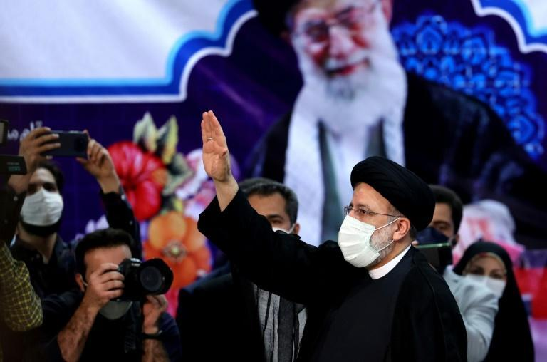 Iranian judiciary chief Ebrahim Raisi is seen as a frontrunner in the June 18 presidential polls