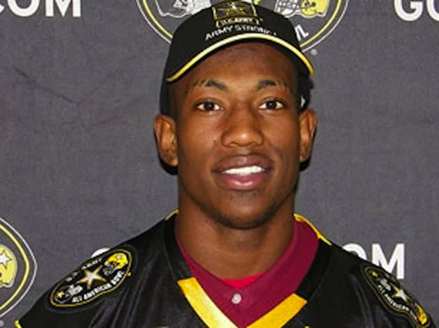Former Don Bosco Prep cornerback Yuri Wright, who was expelled for x-rated Twitter messages — Rivals.com