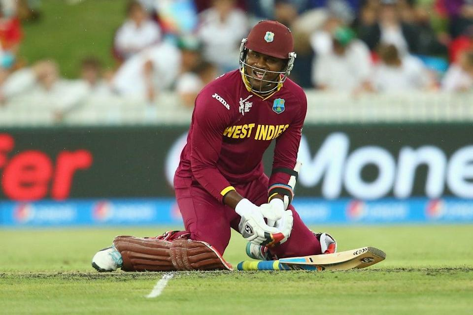 Marlon Samuels retired from cricket in November 2020   (Getty Images)